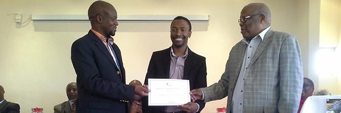 Barokologadi CPA 3rd prize winners 2014